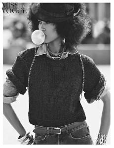 Pat Cleveland Vogue 81